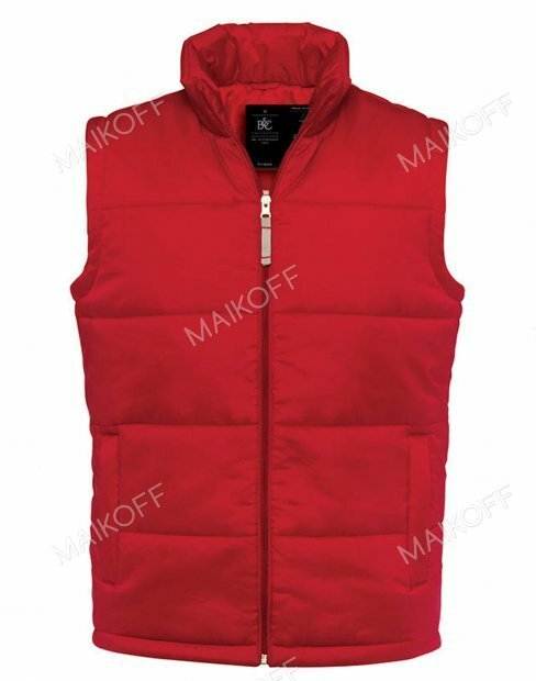B&C BODYWARMER /MEN BODYWARMER /MEN/Red фото