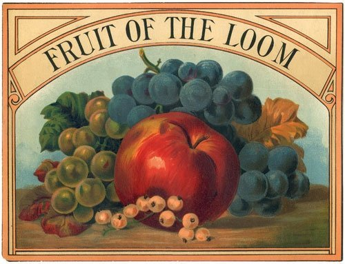Одежда Fruit of the Loom