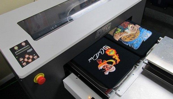 Печать на толстовках